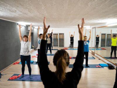 corso di pilates a sesto san giovanni al villaggio asd