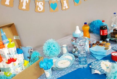 festa di compleanno organizzata al Villaggio di Sesto San Giovanni